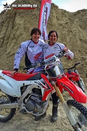 Motocross Frauen MX-Academy