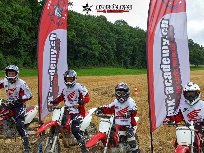 Kinder Motocross Schnupperkurs